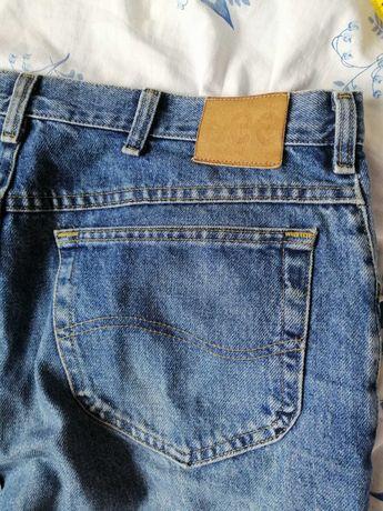 Spodnie męskie LEE