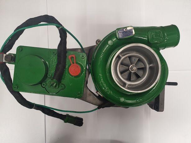 Turbosprężarka JOHN DEERE 1070E,1110E,1170E,1410D-SPRZEDAŻ RATALNA