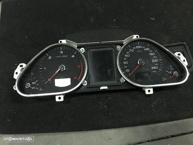 Quadrante Audi A6 2.7 TDI ALLROAD C6 4FH