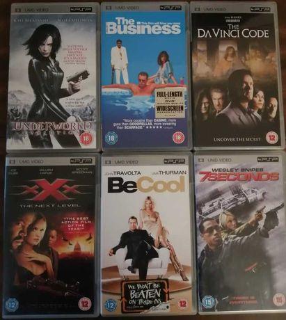 Filmy na PSP (UMD)