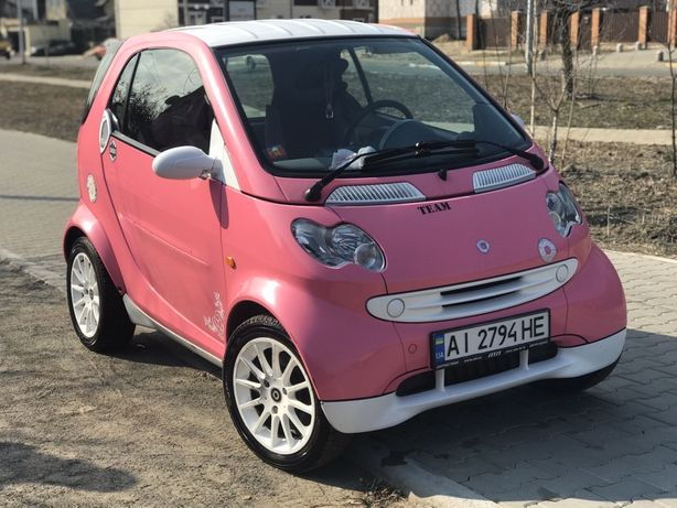 Smart Fortwo 450 0.7 turbo