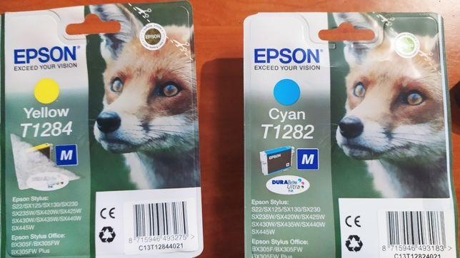 Tinteiros NOVOS para Epson T128x e T129x