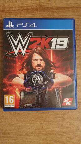 PS4 WWE2K 19  WWE 2K