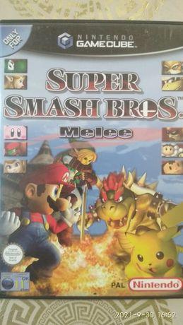 Gra Super Smash Bros melee Nintendo gamecube