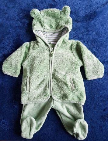 Komplet niemowlęcy dla chłopca H&M roz. 62