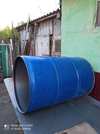 Бочка 200 литров чистая
