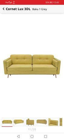 Sofa, kanapa rozkładana