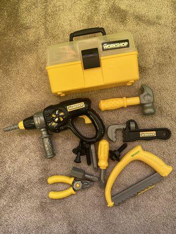Игровой набор инструментов для мальчика keenway