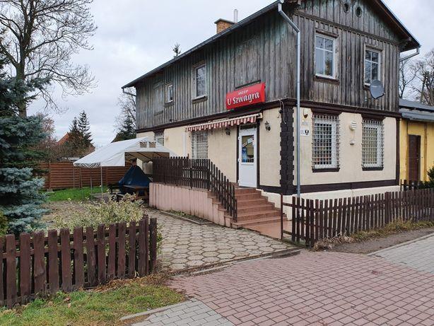 Mieszkanie Lokal 60 m2 działka 400 m2 20 minut od Gdańska