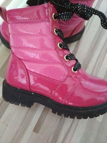 Buty zimowe dzieciece