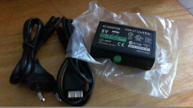 Carregadores Sony psvita/psp 1004/2004/3004 pack selado
