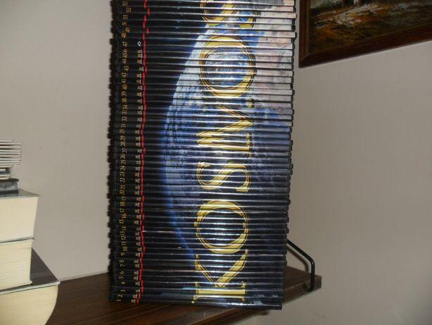 """Kolekcja płyt DVD """"Kosmos"""""""