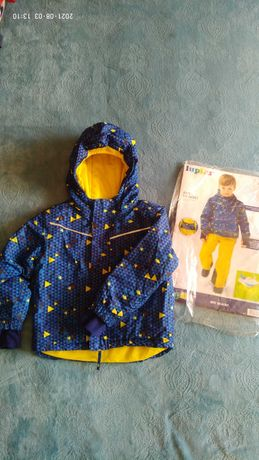 Термо комплект Lupilu зимний осенний комбинезон куртка штаны зимние