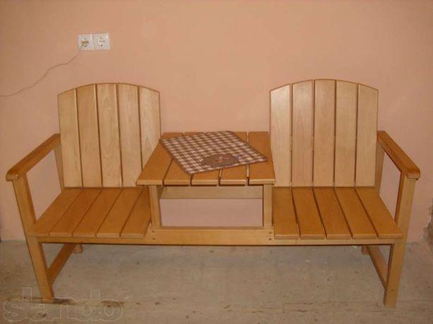 Лавка стол