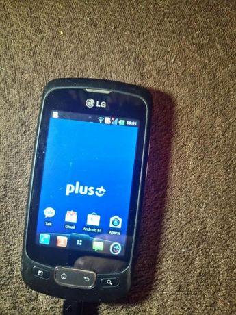 LG P500 duży zestaw