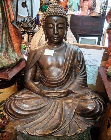 Divindade Oriental Bronze