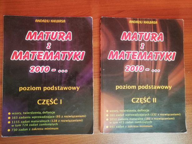 Matura z matematyki od 2010 Andrzej Kiełbasa