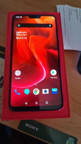 OnePlus 6 8GB/128GB Edição limitada Red