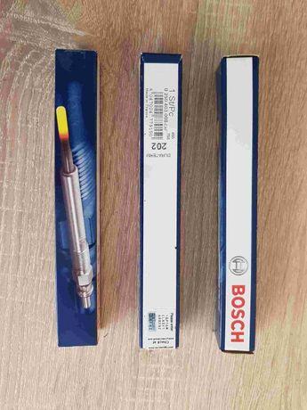 3 x Swieca żarowa Bosch 3.0 CRD, JEEP, Mercedes, OM642