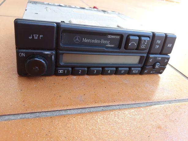 Oryginalne sprawne radio Becker Mercedes