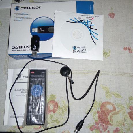 Tuner DVB-T do laptopa i komputera