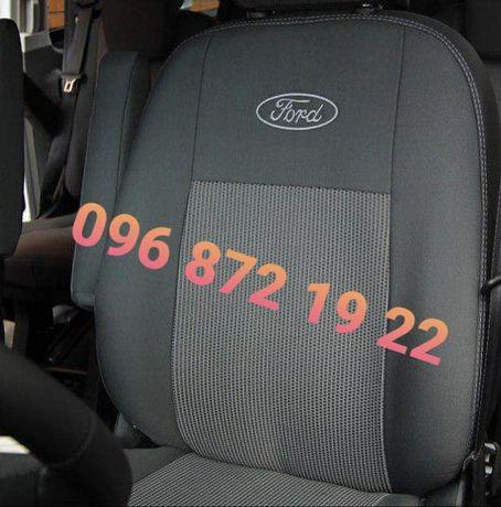 Чехлы Чохли авточехлы Ford Focus 2 / 3 Форд Фокус