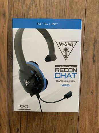 Słuchawki Turtle Beach Recon Chat Communicator PS4