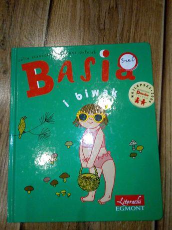 Książka Basia i biwak