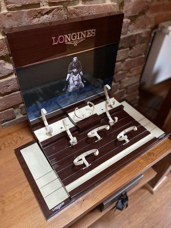 Ekspozytor wystawowy na 8 zegarków Longines