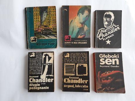 Raymond Chandler; kryminały