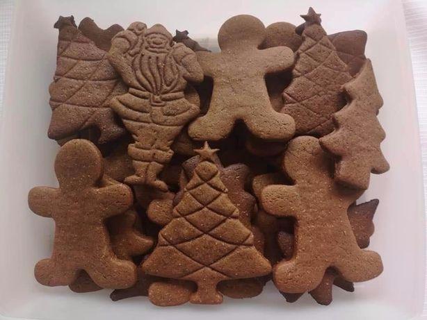 Formas para fazer Bolachas de Natal + Caixa Tupperware