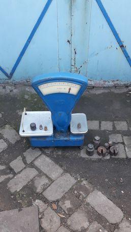 Весы напольные механические!