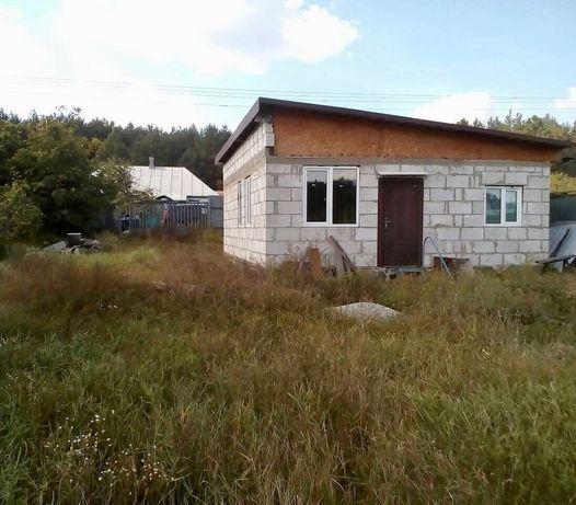 Участок 40 соток с домиком, Коростышев, 100 км от Киева