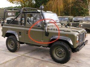 Tubo para Snorkel Land Rover Defender