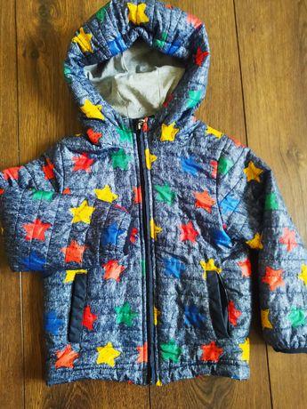 Весняна куртка 104р.