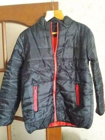 Мужская куртка, новая, демисезонная