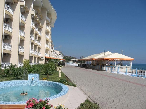 обменяю апартаменты на берегу моря