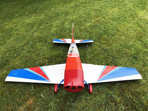 Avião Extra 300S Kit Top Flite 1/4 Escala Usado - Aeromodelismo