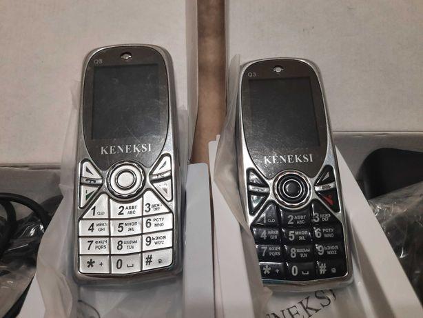 Мобильный телефон Keneksi Q3 на 2 SIM карты
