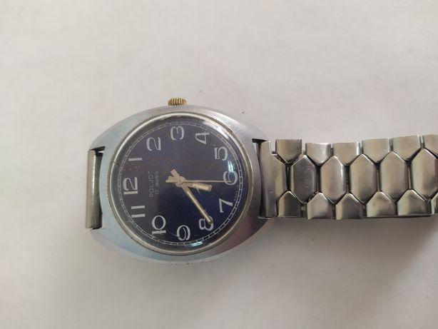 Часы Полёт. Сделано в СССР.