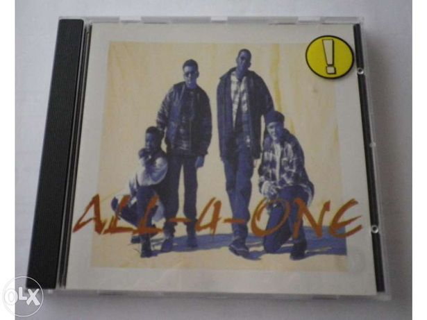 CD All 4 One