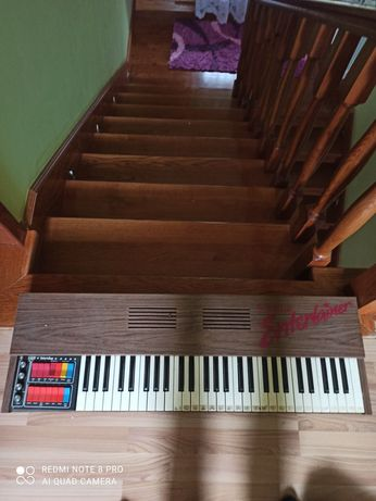 Keyboard entertainer