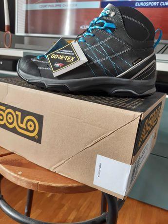 Nowe buty trekkingowe Asolo Nucleon MID GV ML 37,5