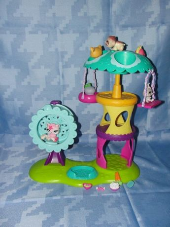 Littlest Pet Shop Magiczny Plac Zabaw