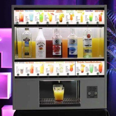 Fotobudka/Drinkbar/automatyczny barman