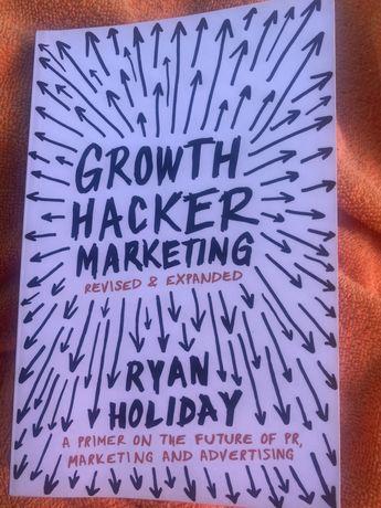 Livro Growth Hacker Marketing