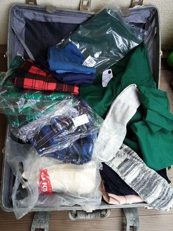 Odzież robocza komplet-spodnie i bluza 50 zl i inne ,okazja!