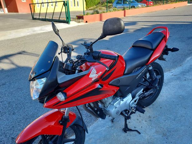 Honda CBF 125cc ( Carta de Carro)