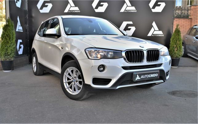 BMW X3 Official xDrive 2015