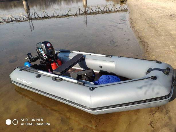 Лодка моторная килевая Аква-мания АМК 310